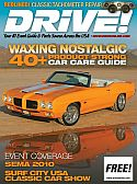 GTO S/C Tiger on cover of Drive! Magazine